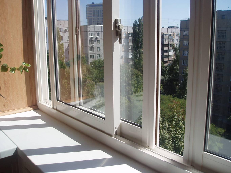 Как поставить раздвижные окна на балконе slidors.